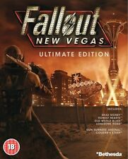 Fallout: New Vegas Ultimate Edition PC [Steam CD key] No Disc/Box, Region Free