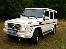 NEUWAGEN / 0 KM - WIE PAPAMOBIL - MERCEDES-BENZ G 350 BLUETEC - DISTRONIC PLUS
