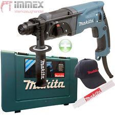 Makita Bohrhammer HR2470 besser als HR2450 SDS Aufnahme+4- schneidig Plus EXTRA