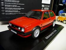 VW Golf 2 GTI G60 rot red Limited Edition NOREV 1:18 NEU NEW