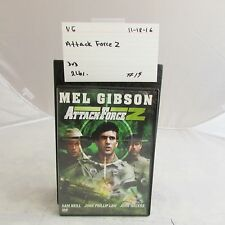 Attack Force Z DVD- Sam Neill, Mel Gibson,John Waters 1118