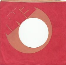 Company Sleeve 45 Emi - Red W/ Light-Red Circle Center