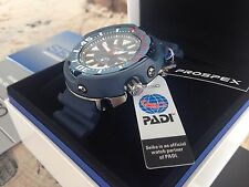 NEW! Seiko SRPA83 Mens Prospex Baby Tuna Automatic Ceramic PADI SPECIAL EDITION