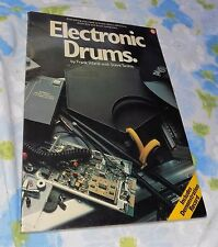 VTG Electronic Drums by Frank Vilardi Paperback Book How To Need To Know