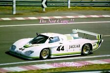 Redman & Bundy & Tullius Group 44 Jaguar XJR-5 Le Mans 1984 Photograph 1