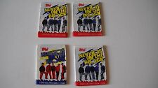 New Kids on the Block Trading Cards- 4 packs1