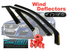 VW PASSAT 3C5 2005-2014 Estate    Wind deflectors 4.pcs set.   HEKO (31170)