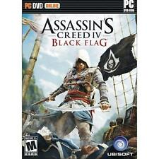 Assassin's Creed IV Black Flag - PC Ubisoft Video Game