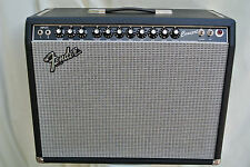 1980's FENDER BLACKFACE RIVERA ERA CONCERT ALL TUBE HANDWIRED AMPLIFIER w/REVERB