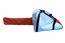 "Chainsaw Carry Storage Case Bag Suits Saws Up To 22"" Guide Bar"
