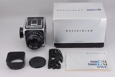 【NEAR MINT in BOX】 Hasselblad 500 CM C/M w/C 80mm F/2.8 A12 II From Japan #1513