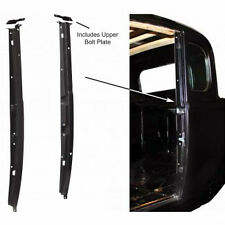 *Ford 32,1932 Five 5 Window Coupe Outer B-Pillar Door Striker Jamb / Left-Hand