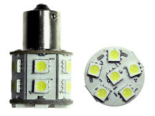 LETRONIX 1x 18 SMD 3Chip LED Leuchtmittel Ba15s P21W Xenon Weiß 6000K