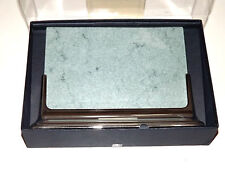 Marks & Spencer Silver Plated Picture / Plinth Photo Frame 100 x 150mm (4 x 6in)