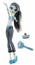 Monster High Doll Dead Tired Frankie Stein Daughter of Frankenstein New