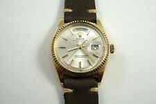 ROLEX 18K YELLOW GOLD DAY DATE REF.1803 DATES 1971 VERY NICE BUY IT NOW!!