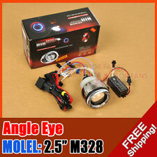 MOTORCYCLE BI-XENON HID KIT AngelEye Angel Eye Projector Lens Universal H4 H1 H7