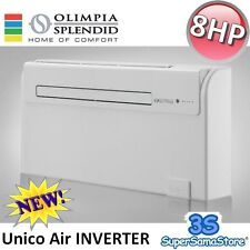 3S NEU OLIMPIA SPLENDID UNICO AIR INVERTER 8 HP KLIMAANLAGE Kühlen und Heizung