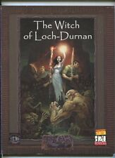 The Witch Of Loch-Durnan  d20 system   Mystic Eye Games   RPG MBX99