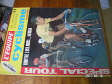 1µ?  Revue L'Equipe Cyclisme n°78 Special Tour de France 1974  Poppe Merckx