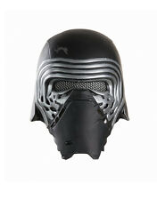 Force Awakens Costume Accessory, Kids Star Wars Kylo Ren 1/2 Mask, Age 3+