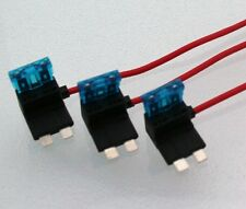 ADD-A-CIRCUIT ATM STANDARD Blade Fuse Tap 3 Pack USA Seller (3MSF)