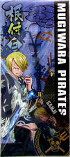 One Piece Kimono Phone Strap Sanji Licensed NEW