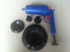 AIR PUMP GUN AIR PUMP DRAIN BUSTER BATH SINK TOILET