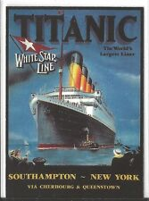 """RMS Titanic Trading Cards Promo BP1 """"Buyer Preview"""" Cult-Stuff"""