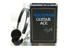 NEW Rockman Tom Scholz Guitar Ace Headphone Amplifier & Stereo Headset Effects