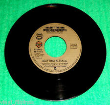 "PHILIPPINES:AGNETHA FALTSKOG - I Wasn't The One Who Say Goodbye,7"" 45 RPM,ABBA"