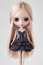 "12"" Neo Blythe Doll from Factory - Blonde Long Hair"