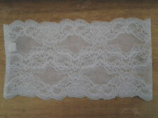Strapless Lace Bra Tube Top Bandeau - # 4 - White - USA Seller