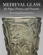 Medieval Glass for Popes Princes Peasants antiques art history paperback