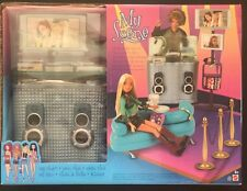 Barbie My Scene My Club Accessory Set – (2003)  Rare Collectable