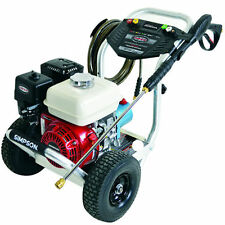 Simpson Professional 3200 PSI (Gas - Cold Water) Aluminum Frame Pressure Wash...
