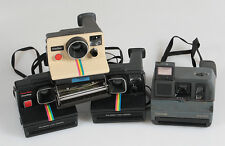 POLAROID COLLECTION, SET OF 4, AS IS