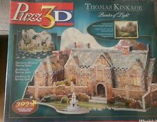 Wrebbit Puzz 3D Gardens Beyond Spring Gate Factory Sealed 392 Peice 3D Puzzle