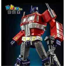 Transformers Devastator + metal part KBB MP10-V Optimus Prime figure