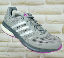 ADIDAS Questar Boost w Running Womens Trainers Grey Shoes 6 UK  39 EU