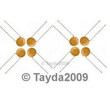 30 x 180pF 50V Ceramic Disc Capacitors - Free Shipping