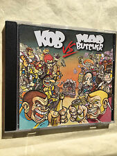 KOB VS NAD BUTCHER KOB RECORDS 1999 MBR 027 ROCK