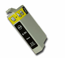 1 Black Compatible Non-OEM T0791 'Owl' Ink Cartridge with Epson Stylus PX820FWD