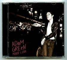 CD Adam GREEN : Minor love / Rough Trade 2010
