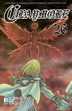 MANGA - Claymore N° 26 - Point Break 179 - Star Comics NUOVO