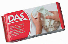 """DAS """"PRICE MATCH OFFER"""" White Air Drying Modelling Clay 1000 gram Pack T48 Post"""