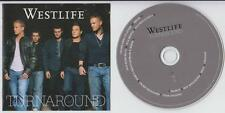 Westlife Turnaround 2003 UK CD+VCD FCS2137