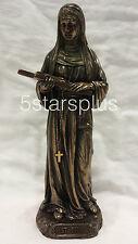 NEW Saint St. Rita Cascia Statue Sculpture Figurine FAST SHIPPIN Christianity