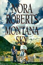 Montana Sky, Nora Roberts, Good Book