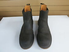 Doc Martens Air Wair Black Chelsea Dealer Slip On Boots Men's US Size 14